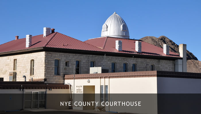 Nye County Courthouse